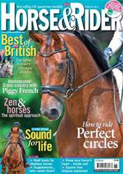 Horse&Rider Magazine - UK equestrian magazine for Horse and Rider issue Spring 2012
