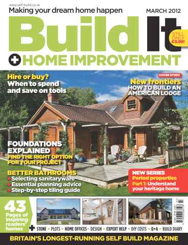 Build It issue March 2012
