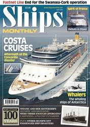 Ships Monthly issue Ships Monthly April 2012