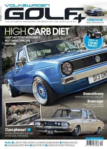 Volkswagen Golf + issue Volkswagen Golf + April 12NEW