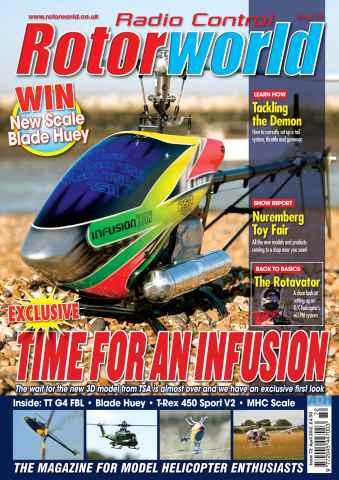 Radio Control Rotor World issue 72