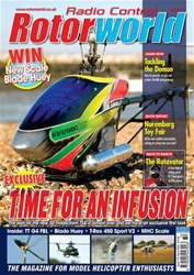 Radio Control Rotor World issue 72