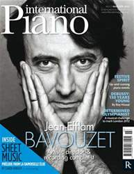 International Piano issue International Piano March -April