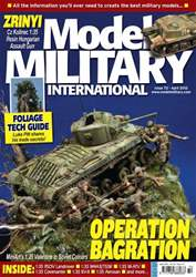 Model Military International issue 72