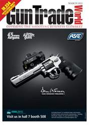 Gun Trade World issue March 2012