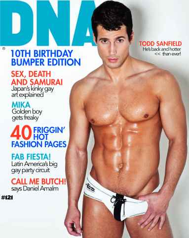 DNA Magazine issue DNA #121 - 10th Anniversary