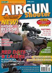 Airgun Shooter issue April 2012