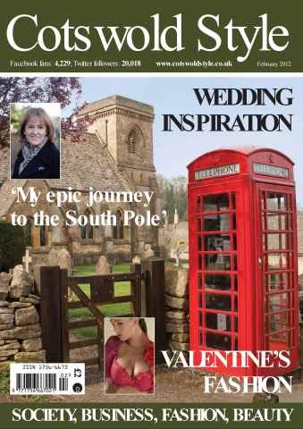 Cotswold Style issue February 2012