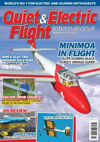 Quiet & Electric Flight Inter issue March 2012
