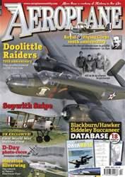 Aeroplane issue No.468 Doolittle Raider