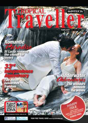 Tropical Traveller issue February 2012