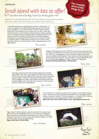 Tropical Traveller Preview 4