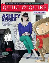 Quill & Quire issue March 2012