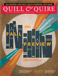 Quill & Quire issue July-August 2011