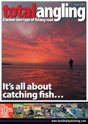 Total Angling issue April 2012