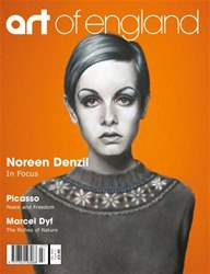 Art of England issue 71 - July 2010