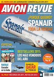 Avion Revue Internacional España issue Número 357