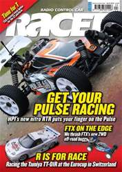 Radio Control Car Racer issue April 2012