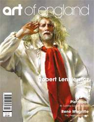 Art of England issue 84 - August 2011