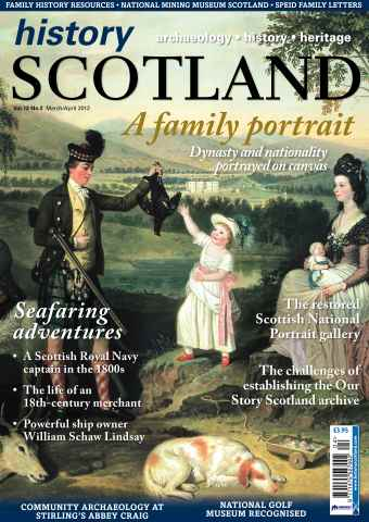 History Scotland issue March-April 2012