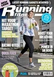 Running issue Get Marathon Ready April 2012