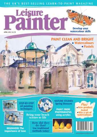 Leisure Painter issue April 2012