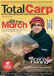Total Carp issue March 2012