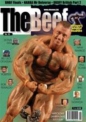 The Beef Magazine issue Issue 62