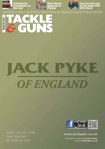 Tackle & Guns issue March 2012