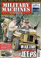 Military Machines International issue April  2012