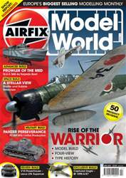 Airfix Model World issue April  2012