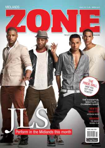 Midlands Zone issue March 2012