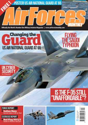 AirForces Monthly issue April  2012