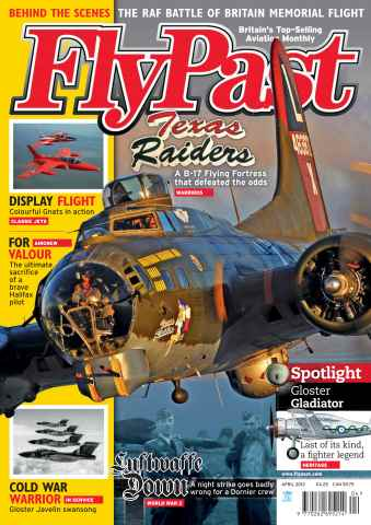 FlyPast issue April 2012 with Supplement
