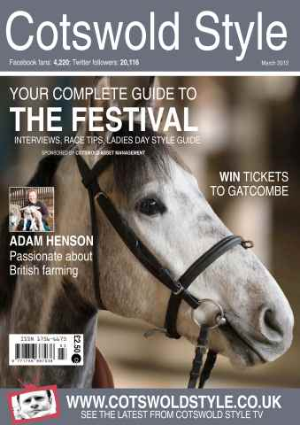 Cotswold Style issue March 2012