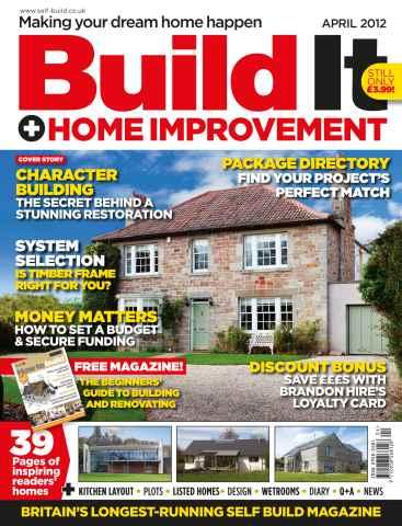 Build It issue April 2012