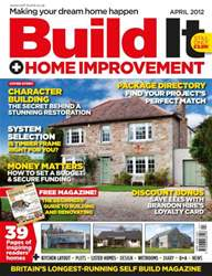 Build It issue April 2012