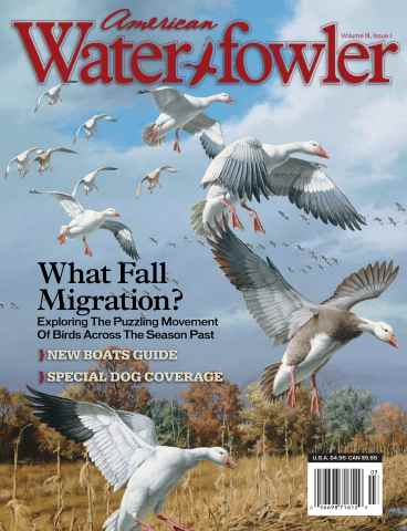 American Waterfowler issue Volume III Issue I