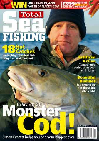 Total Sea Fishing issue April 2012
