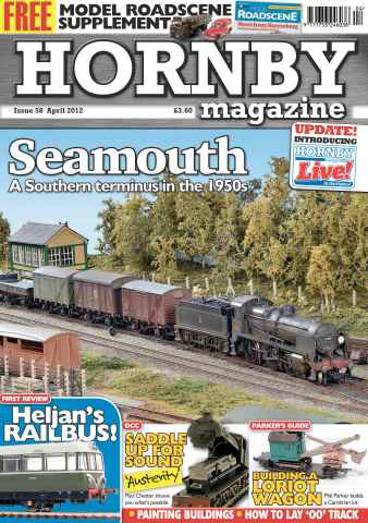 Hornby Magazine issue April 2012