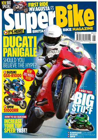 Superbike Magazine issue May 2012