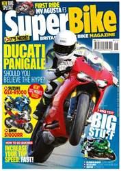 Superbike Magazine issue May 2012
