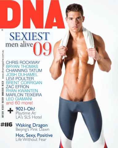 DNA Magazine issue DNA #116