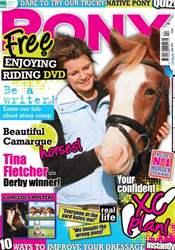 Pony Magazine issue April 2012