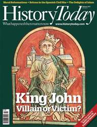 History Today issue February 2012