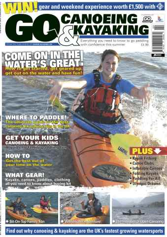 Go Canoeing and Kayaking issue Issue 2 (2012)