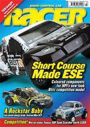 Radio Control Car Racer issue March 2011