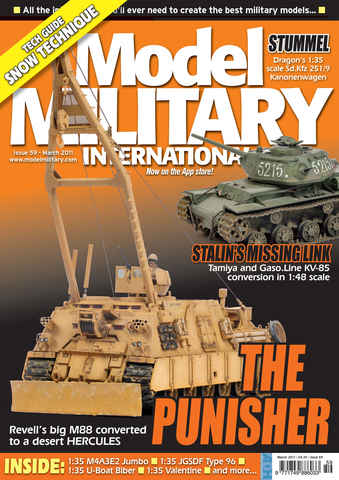 Model Military International issue 59