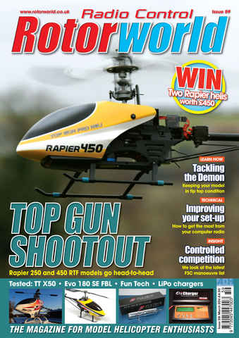 Radio Control Rotor World issue 59