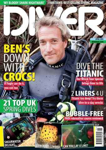 DIVER issue April 2012